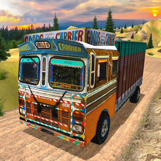 Indian Truck Driving Games 2019 Cargo Truck Driver 2.0.18 (Mod)