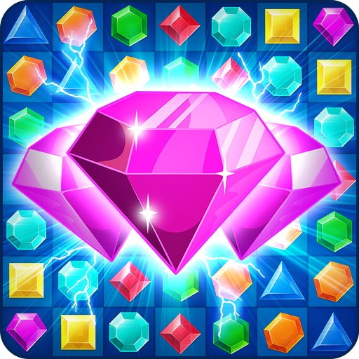 Jewel Empire : Quest & Match 3 Puzzle 3.1.20 (Mod)