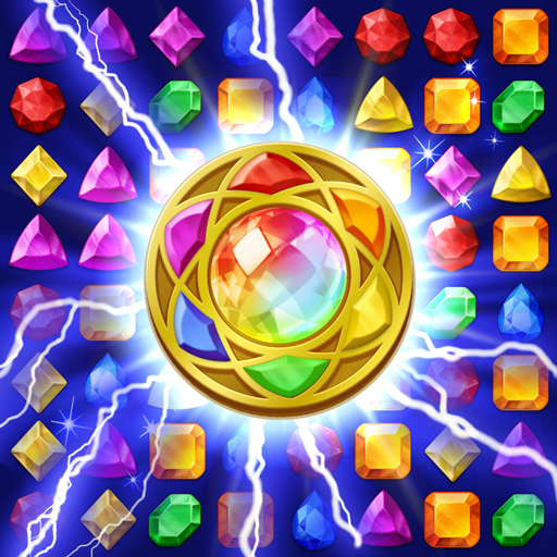 Jewels Magic: Mystery Match3  21.0408.00 (Mod)