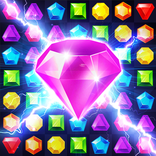 Jewels Planet – Free Match 3 & Puzzle Game 1.2.7(Mod)