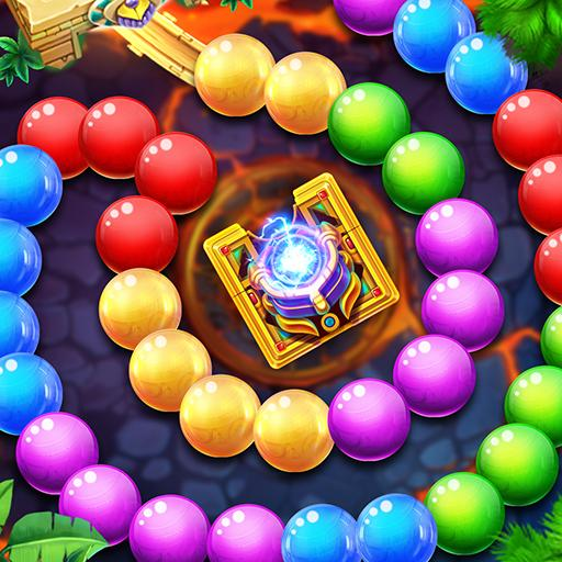 Marble Dash-Jungle Marble Game 1.1.655  (Mod)