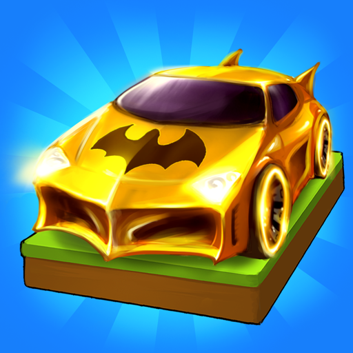 Merge Battle Car Best Idle Clicker Tycoon game  (Mod) 2.3.1