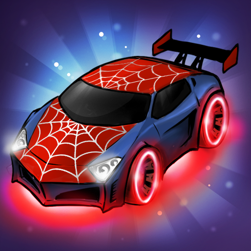 Merge Neon Car Car Merger  (Mod) 2.3.0