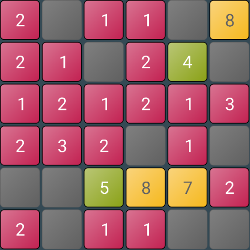 Merge Numbers – Puzzle 3.14 (Mod)