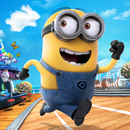 Minion Rush Despicable Me Official Game  (Mod) 7.7.0j