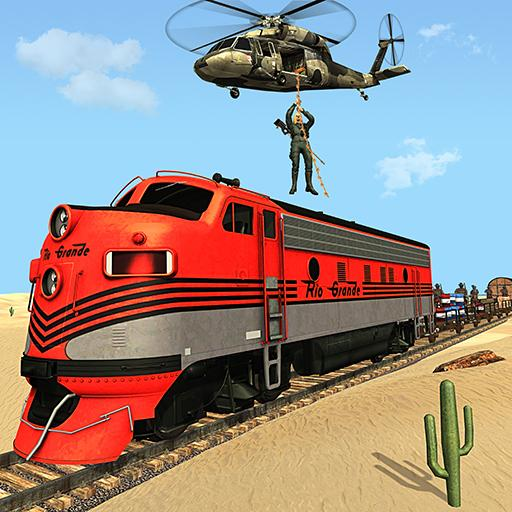 Mission Counter Attack Train Robbery Shooting Game 1.15 (Mod)