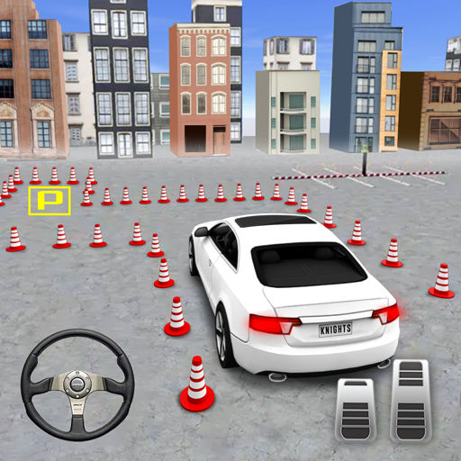 Modern Car Drive Parking Free Games – Car Games  (Mod) 3.90