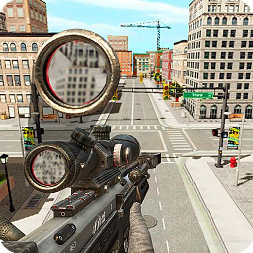 New Sniper Shooter: Free offline 3D shooting games 5.6.0g (Mod)