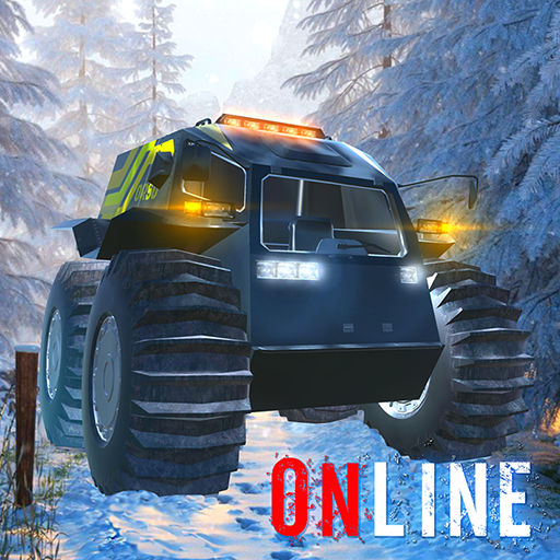 Offroad Simulator Online: 8×8 & 4×4 off road rally  3.3 (Mod)