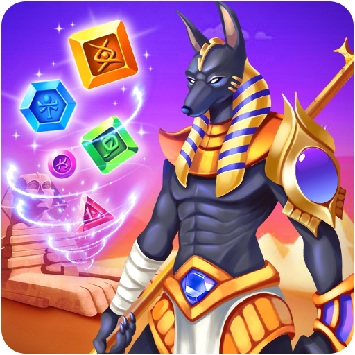 Pharaoh Jewels Crush 1.3 (Mod)