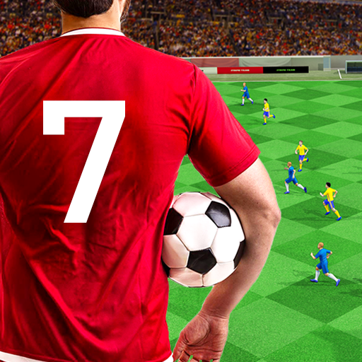 Soccer ⚽ League Stars: Football Games Hero Strikes  (Mod) 1.8.6