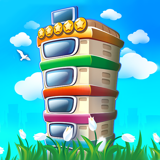 Pocket Tower Building Game & Megapolis Kings  (Mod) 3.21.13