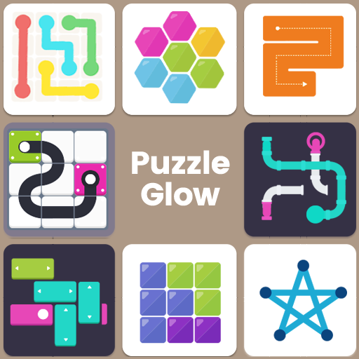 Puzzle Glow : Brain Puzzle Game Collection 2.1.41    (Mod)