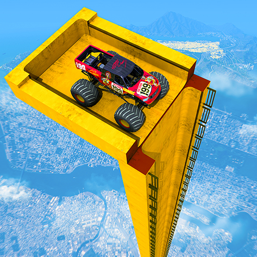 Real Monster Truck Games 2020 – New Car Games 2020 2.0.11 (Mod)