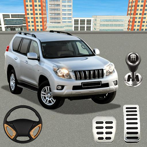 Real Prado Drive Modern Car Parking New Games 2020 2.0.073  (Mod)