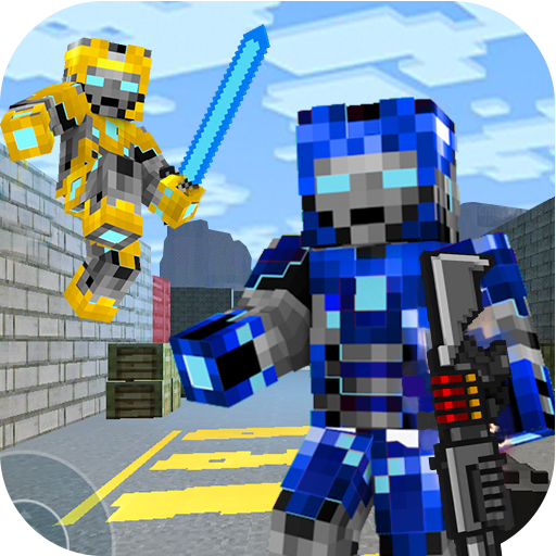 Rescue Robots Sniper Survival 1.103 (Mod)