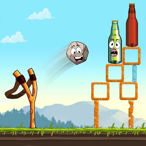 Slingshot Shooting Games: Bottle Shoot Free Games  (Mod) 2.0.061