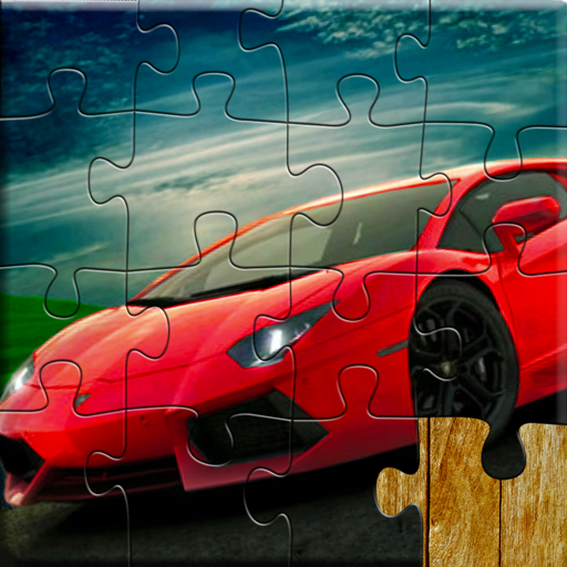 Sports Car Jigsaw Puzzles Game – Kids & Adults 🏎️ 26.2 (Mod)