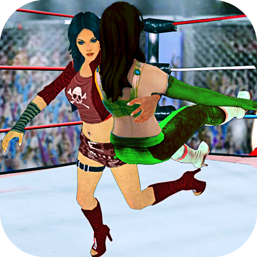 Superstar Girl Wrestling Ring Fight Mania 2019 1.11 (Mod)