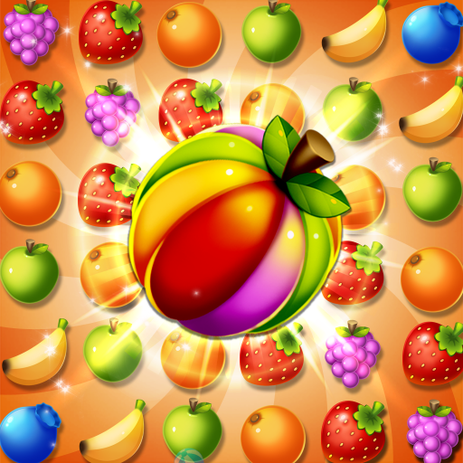 Sweet Fruit POP : Match 3 Puzzle 1.4.7 (Mod)