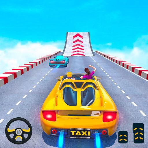 Taxi Car Stunts 3D: GT Racing Car Games 1.1.2 (Mod)