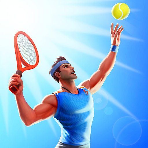Tennis Clash: 3D Free Multiplayer Sports Games 2.12.2 (Mod)
