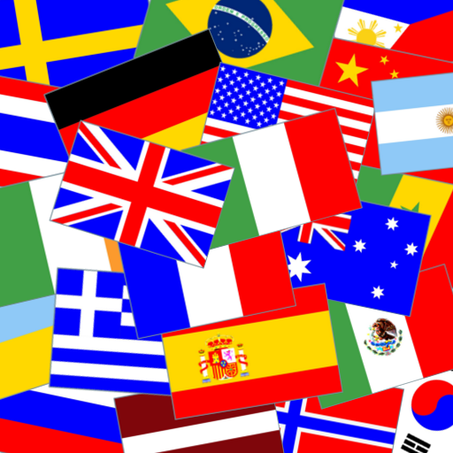 The Flags of the World Country flags quiz  7.2.1 (Mod)