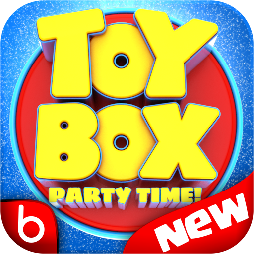 Toy Box Party Story Time – toys drop game! 502 (Mod)