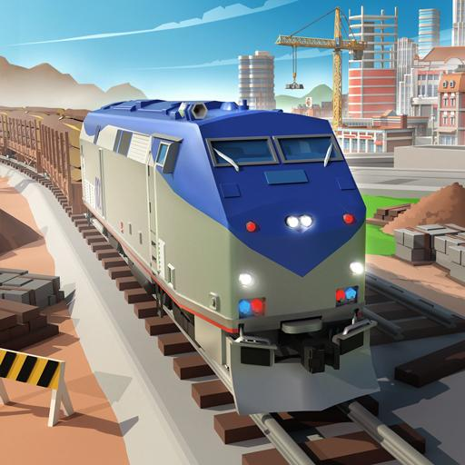 Train Station 2: Railroad Tycoon & City Simulator  (Mod) 1.32.0