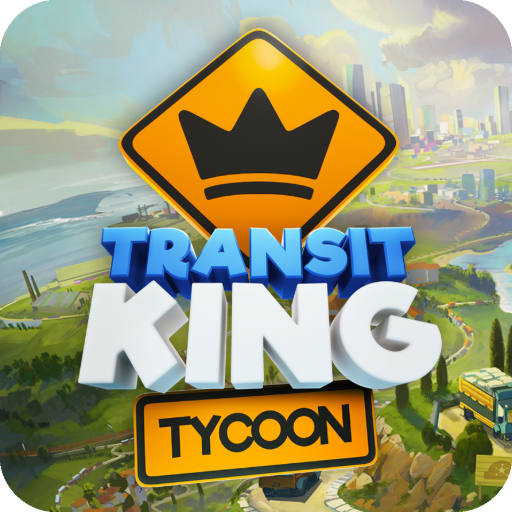 Transit King Tycoon Seaport and Trucks  4.12 (Mod)