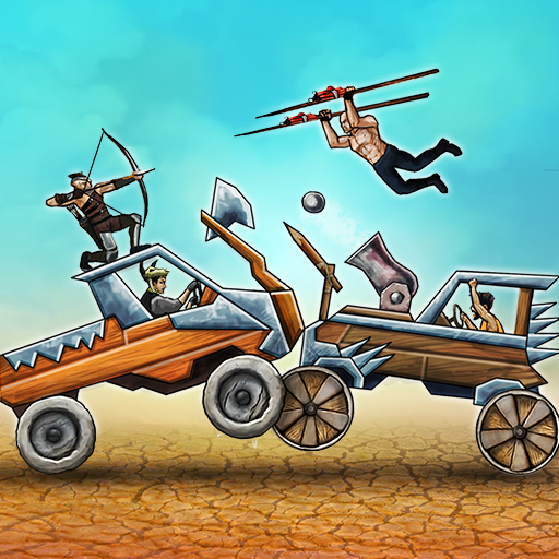 War Cars: Epic Blaze Zone  (Mod) 1.1.38