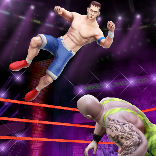 Wrestling Revolution 2020: PRO Multiplayer Fights  (Mod) 1.1.1