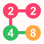 2 For 2 Connect the Numbers Puzzle  2.1.9 (Mod)
