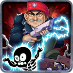 Army vs Zombies : Tower Defense Game 1.0.9 (Mod)