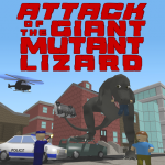 Attack of the Giant Mutant Lizard 1.0.0 (Mod)