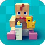 Baby Craft: Crafting & Building Adventure Games 1.5-minApi23 (Mod)