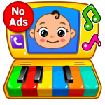 Baby Games – Piano, Baby Phone, First Words 1.2.4  (Mod)