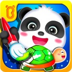 Baby Panda's Drawing Book – Painting for Kids 8.43.00.10  (Mod)