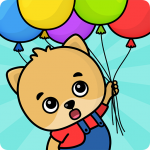 Baby games for 2 to 4 year olds 1.82 (Mod)