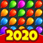 Balloon Paradise Free Match 3 Puzzle Game 4.1.6 (Mod)