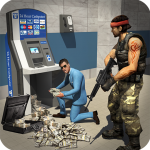 Bank Robbery Cash Security Van: Cops and Robbers  (Mod)