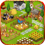 Big Little Farmer Offline Farm 1.7.8 (Mod)