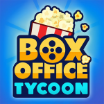 Box Office Tycoon Idle Movie Management Game  1.8.4 (Mod)