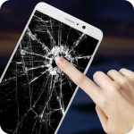 Broken  Screen (Prank) 2.3 (Mod)