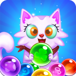Bubble Shooter: Free Cat Pop Game 2019 1.24 (Mod)