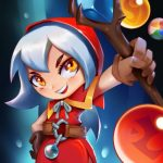 Bubble Shooter: Witch Story 3.7 (Mod)