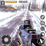 Call for War: Survival Games Free Shooting Games 5.6  (Mod)