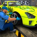 Car Mechanic Simulator Game 3D 1.0.6 (Mod)