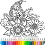 Coloring Book for Adults 7.5.2  (Mod)