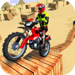 Crazy Bike Racing Stunt 3D 1.2 (Mod)